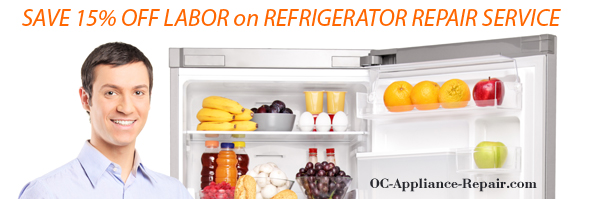 Orange County Refrigerator repair discount